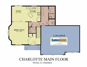 Charlotte Main Floor